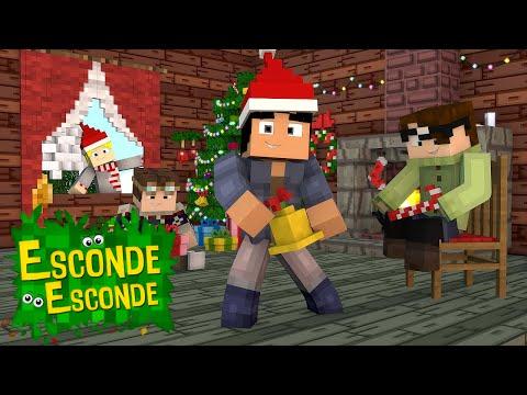 Minecraft: ESPECIAL AMIGO SECRETO! (Esconde-Esconde)