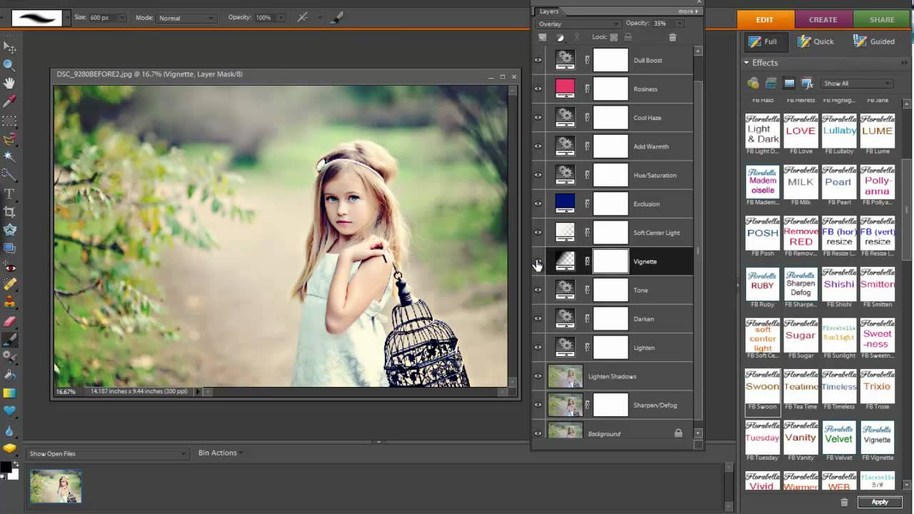 How to Install Actions- Photoshop Elements (PSE)