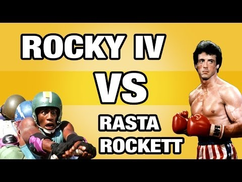 Rocky IV VS Rasta Rockett - WTM poster