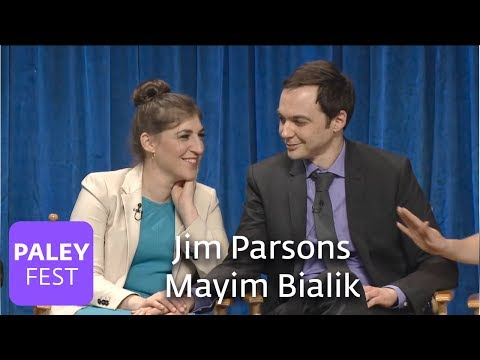 The Big Bang Theory - Jim Parsons and Mayim Bialik on Amy and Sheldon