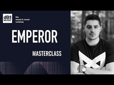 Emperor Masterclass at dBs Music 2018