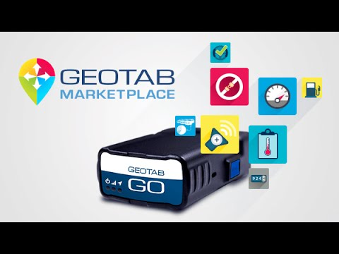 Geotab Marketplace and Its Benefits for You