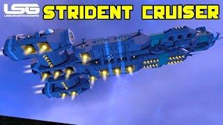 Space Engineers - Strident Battle Cruiser