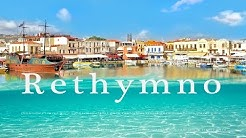 Rethymno traditional town: top attractions & sights, island of Crete | exotic Greece