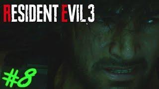 RESIDENT EVIL 3 : Lets Play #8 [FACECAM] - DAS HORROR KRANKENHAUS !! 😱🔥