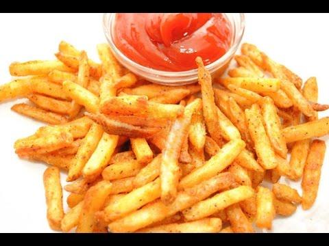 Как дома пожарить картошку фри