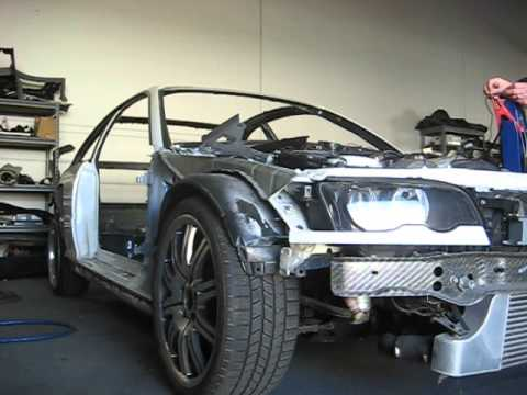 Bmw E46 M3 Factory Engine Managament Isolated From Chassis