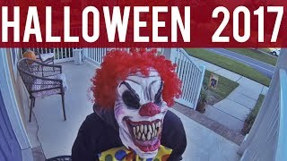 Funny Halloween 2017!!! || New pranks! || Funny and scary situations! || New fail compilation!