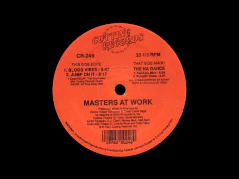 Masters at Work - The Ha Dance (Ken/Lou Mixx)