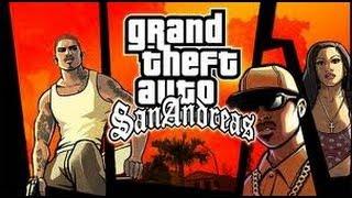 GTA San Andreas - Bölüm 2 - Atarlı nine