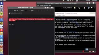 Easy Way To Install Vmware Tools on Kali Linux