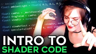 Intro to Shader Coding in Unity - An Improvised Live Course