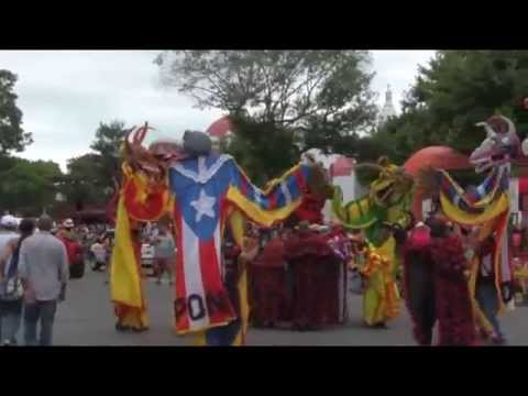 Ponce Carnival 2014 Puerto Rico