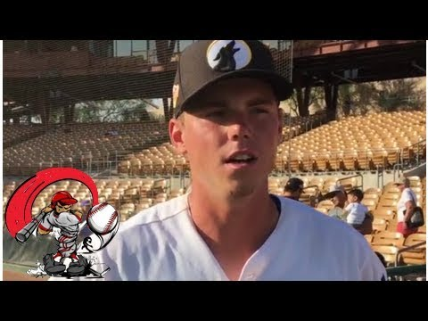 Smith leads dodgers in afl, other bats peters & diaz also impressing