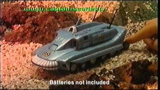 Captain Scarlet Toy advert - Soundtech Cloudbase with other vehicles