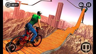 Gambar cover Impossible BMX Bicycle Stunts (By Tech 3D Games Studios) Android Gameplay HD