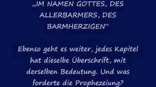 Repeat youtube video Was die Bibel über Muhammad (Friede und Segen auf ihm) sagt Teil 2v3