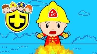 """🚒🚨 Cuti Heroes EP80 """"Cuti Firefighting"""" 🚨🚒"""