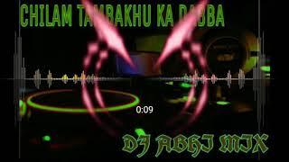 CHILAM TAMBAKHU KA DABBA TAPORI MIX BY DJ ABHI