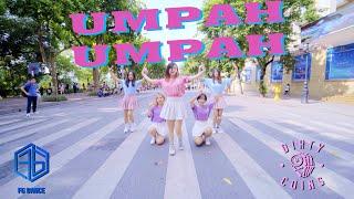 [KPOP IN PUBLIC] Red Velvet 레드벨벳 '음파음파 (Umpah Umpah)' Dance Cover By FGDance from Vietnam
