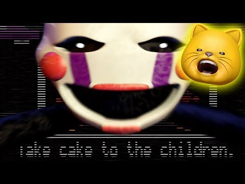 DOUBLE JUMPSCARE!!   Five Nights At Freddy's 2 (FNAF 2) thumbnail
