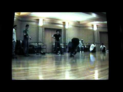 Bboy Check-It (Chicago Tribe Crew) - Underground Bboy Footage RELEASED!