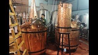 פתיחה וסיור במזקקת ירושלמי Yerushalmi Distillery - וויסקי מעושן ישראלי הראשון