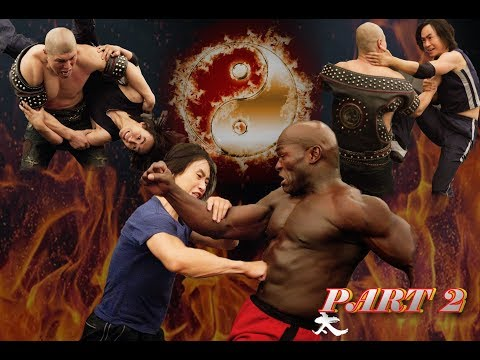 Fight  Tiger Hu Chen chinese  Tiger Chen Best Fight  In Chinese Action Movie   Part2