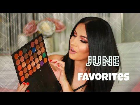 June Favorites | 2016