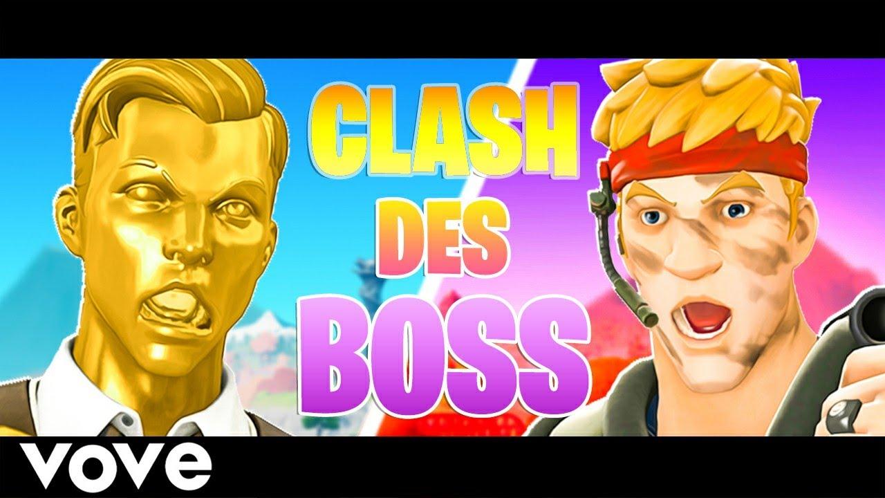 Download Guizmow - LES 3 CLASH DES BOSS (Clip Officiel Fortnite)