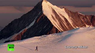 Fast & Dangerous: Speed Mountain Running record beaten in Swiss Alps