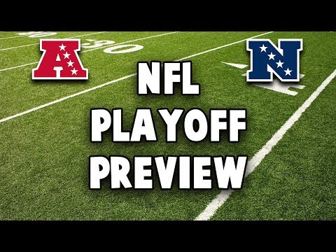 2019 NFL Playoff Preview  - Wild Card Weekend