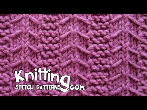 Why Are My Knitting Stitches So Loose : Gulls & Garter stitch - YouTube