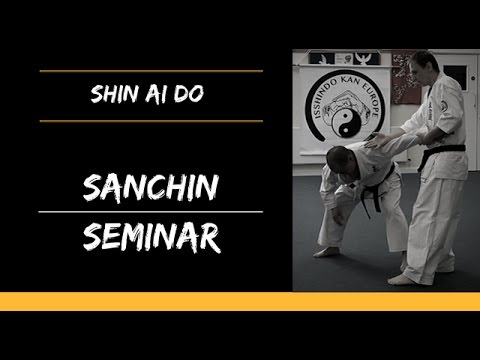 Sanchin Seminar - Beyond the Breathing