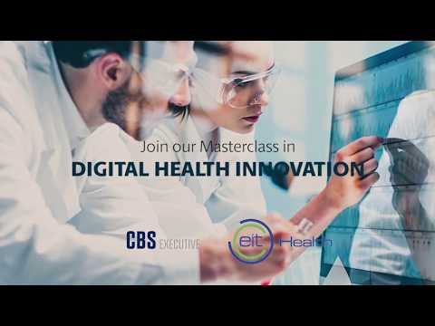 Masterclass in Digital Health Innovation 2018