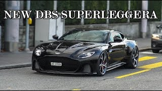Supercars in Zürich Vol.171 - New DBS Superleggera, 2x Aventador, 812, ABT RS6+, GT3 RS, AMG GTR