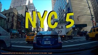 Bad Drivers of New York! Episode 5