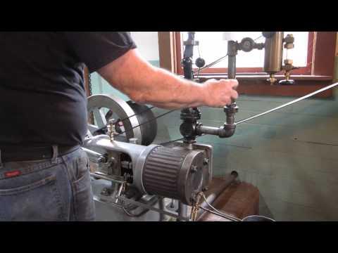 steam powered machine shop