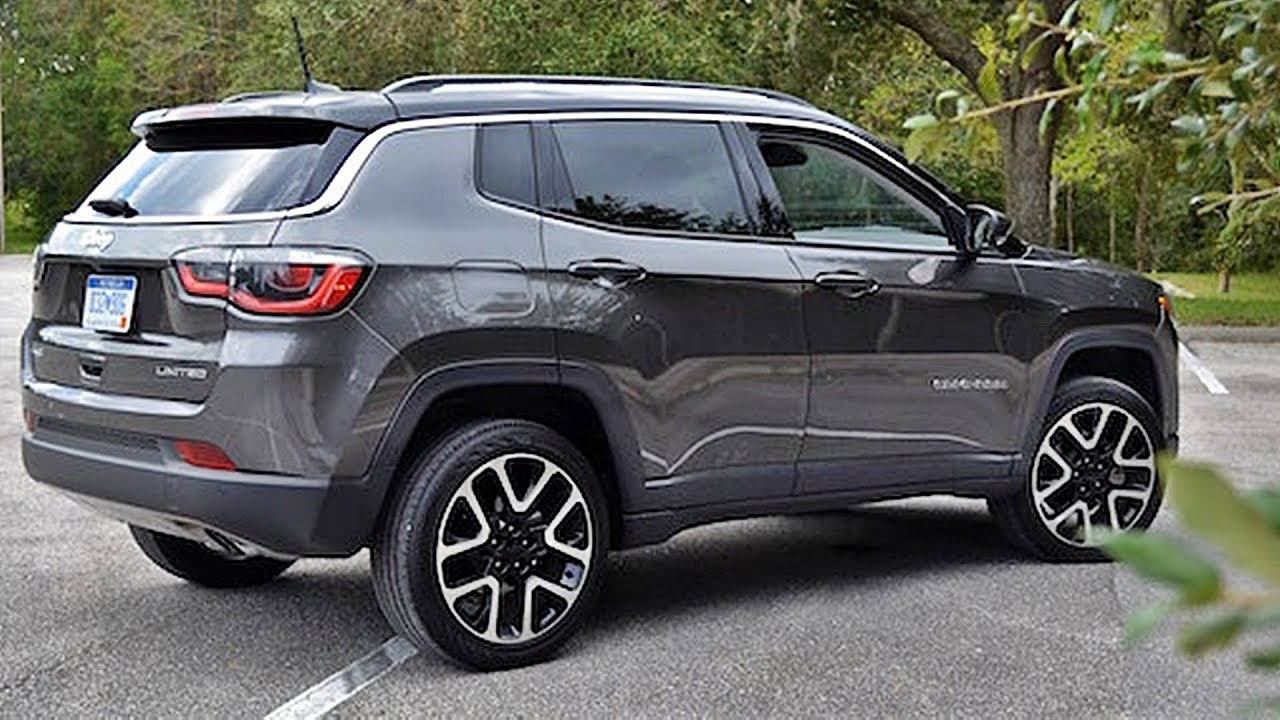 2019 jeep compass full review