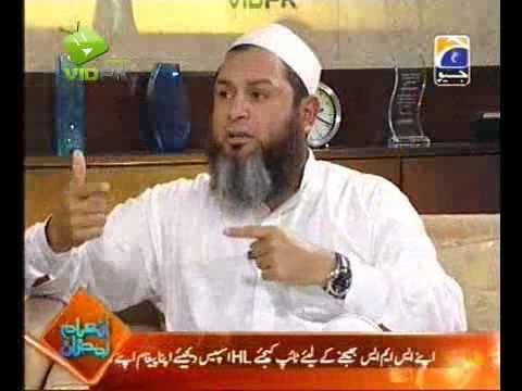 Hayya Alal Falah with JJ - 23-08-2010 Mushtaq Ahmad (2 of 2)