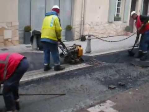 Travaux voierie monségur novembre décembre 2014-le clip-2