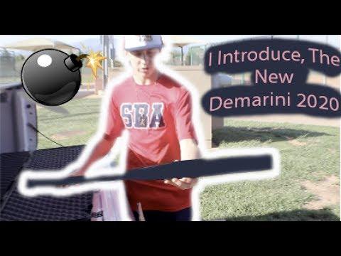 Demarini 2020 Comb At Maxum [Hitting Dingers AF]