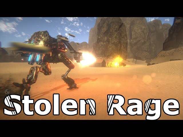 STOLEN RAGE Gameplay
