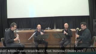Ernesto Cavallini: Quartetto n.2 e n.1