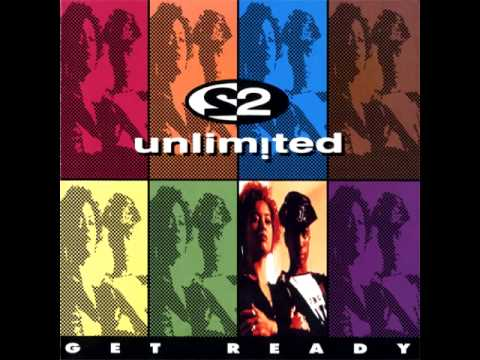 2 UNLIMITED - Get Ready (Full Album)