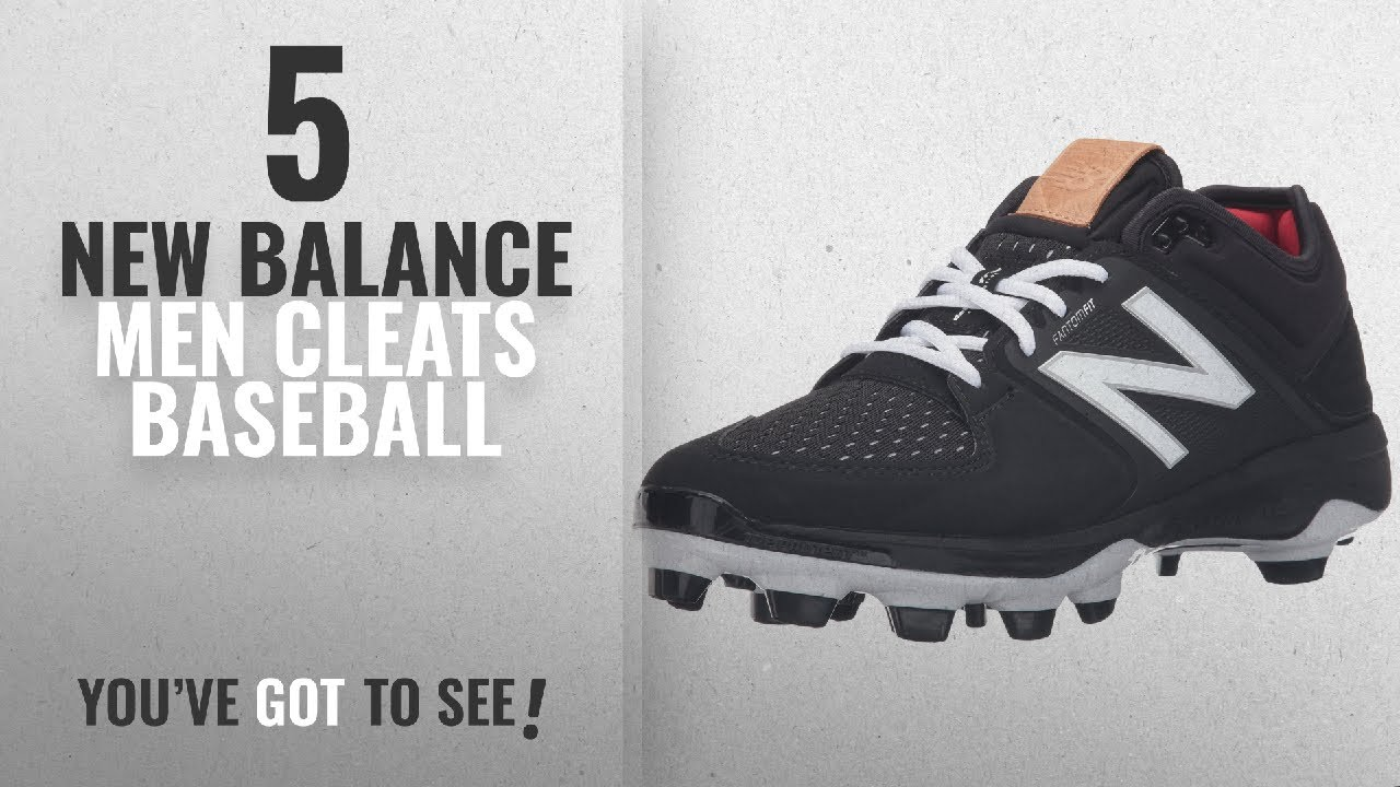 9ed926544 Top 10 New Balance Men Cleats Baseball  2018