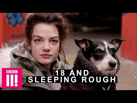 Eighteen And Sleeping Rough   Girls Living On The Streets Of Brighton