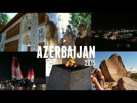 Baku, Azerbaijan Travel vlog 2015
