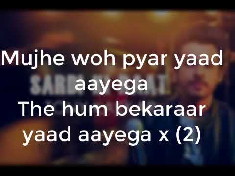 Sardi Ki Raat In Lyrics - Tony Kakkar |...