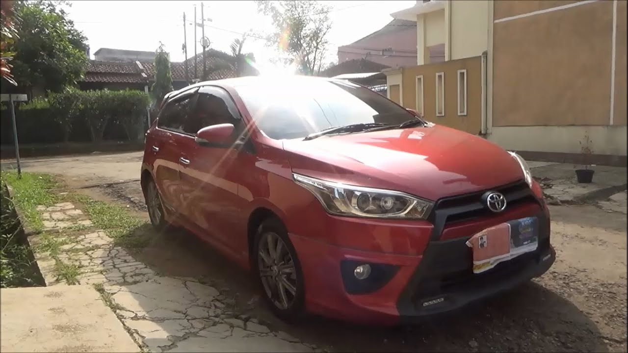 Toyota Yaris Trd Sportivo Accessories Grand New Avanza Review Lele A T Tahun 2014